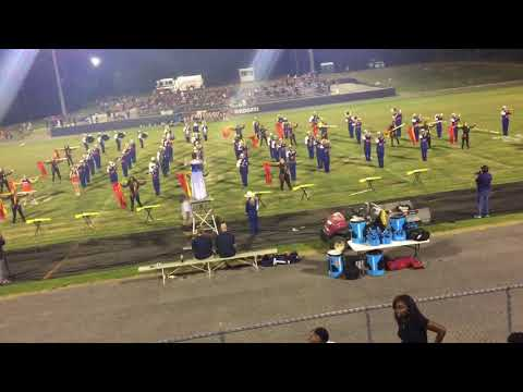 2018 Fultondale High School Marching Band