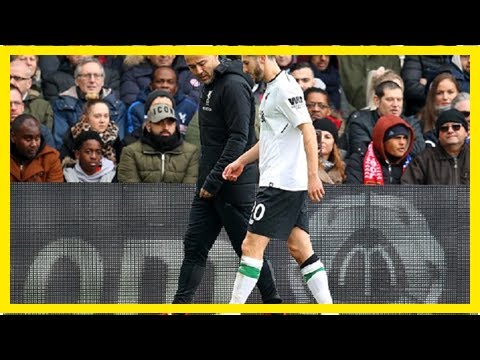 Breaking News | Can South Africa save Adam Lallana's World Cup dream?