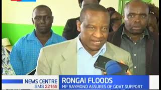 Residents urged to move away from riparian land as heavy downpour displaces residents in Rongai