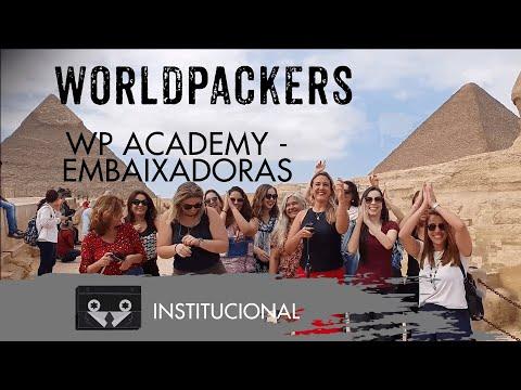 Worldpackers Academy - Embaixadoras