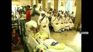Murió La Hermana Nirmala Joshi, Sucesora De La Madre Teresa De Calcuta