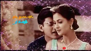 Whatsapp Status Video💕Love Songs💕Kanave Kalayathey💕Kannethirey Thondrinal💕LUV BGM