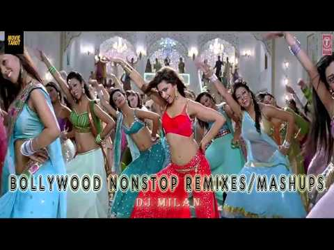 Bollywood Best DJ's Remixes/Mashups Nonstop Mix