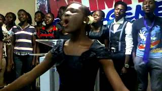 Holyghost Teens Choir (You are the reason I live)