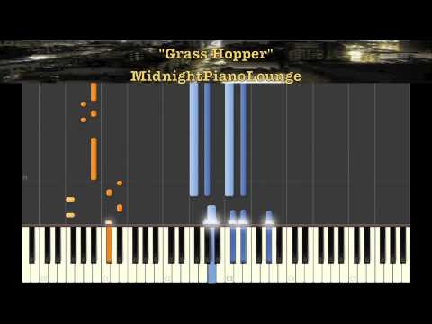 Piano smooth jazz piano chords : ♫ Grasshopper by Jeff Lorber (SMOOTH JAZZ) w/solo Piano Tutorial ...