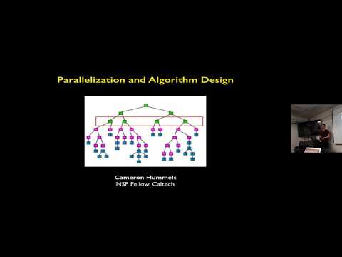 Session 3: Algorithm Development and Parallel Programming in Python