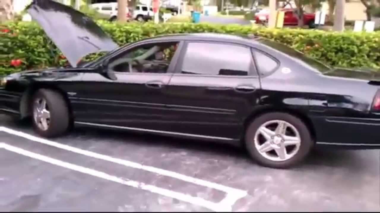 All Types 2004 impala ss indy edition : Impala 2004 SS Supercharged Sounds Engine 3800 Series II L67 - YouTube