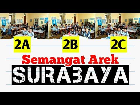 Semangat Arek Surabaya - SD Kristen Anak Panah Surabaya - Elementary School - Oh Surabaya song
