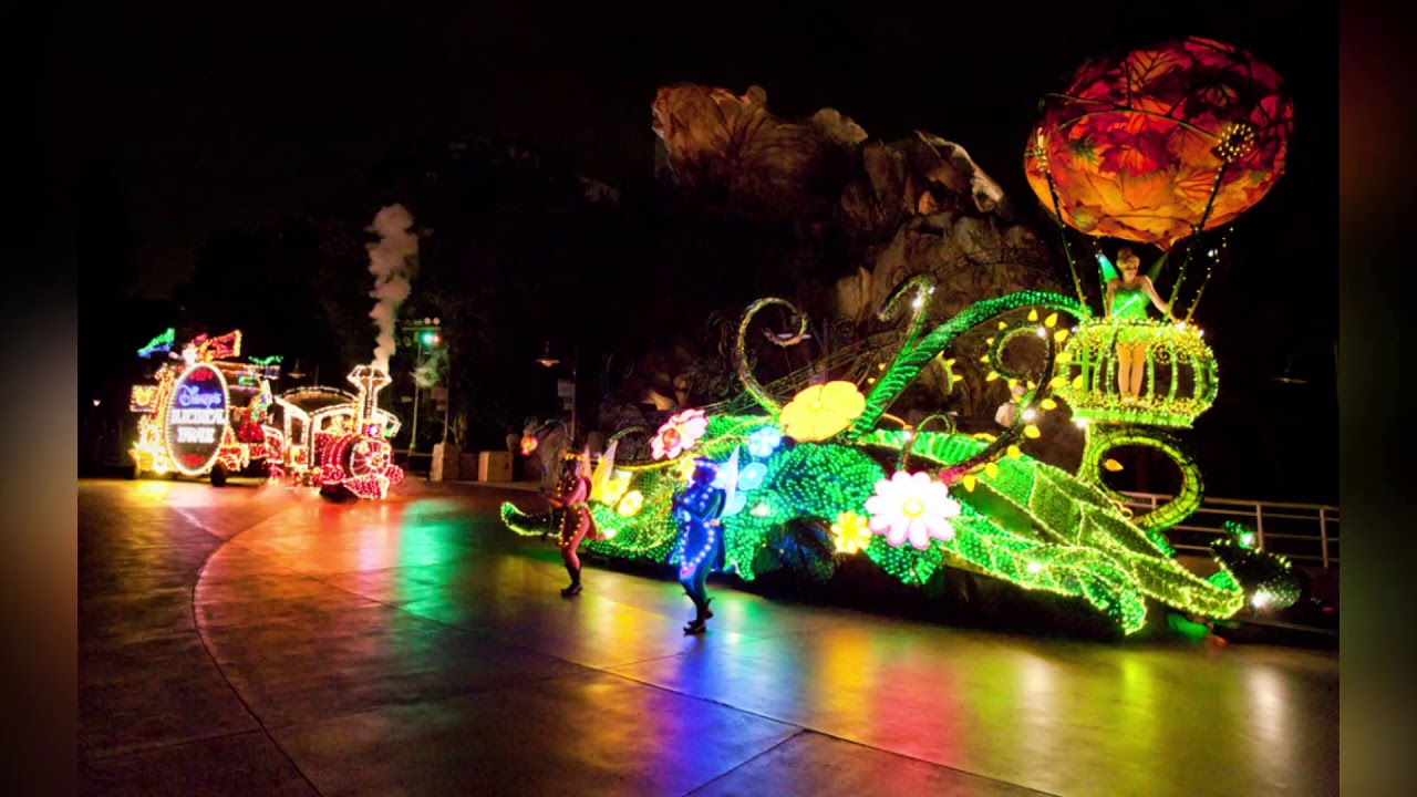 Download Main Street Electrical Parade Modern Music Loop (Introduction w/ Pixie Dust) [10+ Minutes]