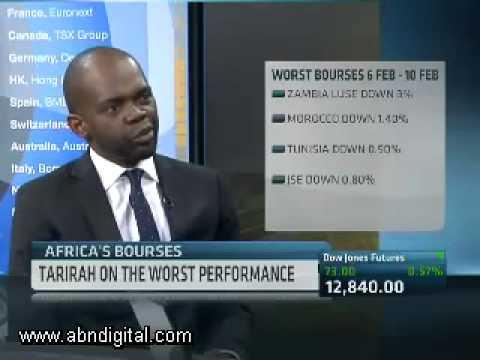 Africa's Best & Worst Bourses with Fungai Tarirah