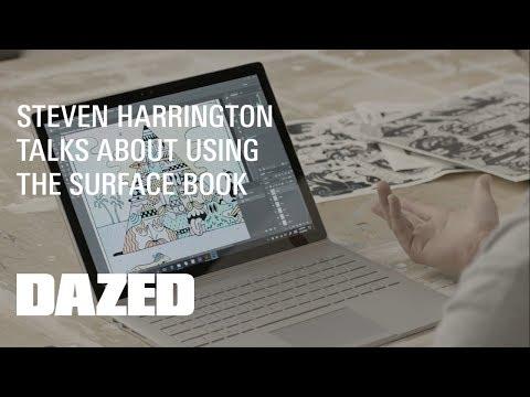 Steven Harrington + Microsoft Surface Experiments: Surface School