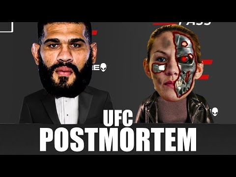 UFC BRASILIA POSTMORTEM!!!
