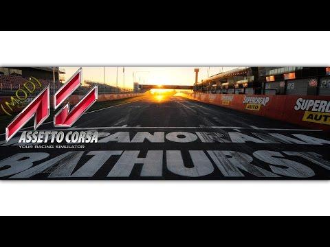 Mount Panorama, Motor Racing Circuit Bathurst -  Assetto Corsa (MOD)