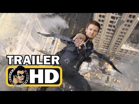 THE AVENGERS (2012) - Official Trailer #2 |FULL HD| Marvel MCU Movie
