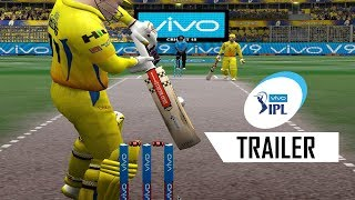 (Trailer) VIVO IPL 2K18    Patch for Ea Sports Cricket 07    Cricket 18 - PC Game