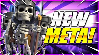 #1 NEW META AFTER BALANCE UPDATE IN CLASH ROYALE!! 🏆