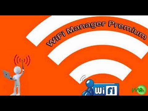 descargar wifi manager