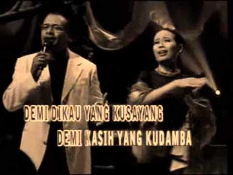 KHARISMA CINTA(Broery & Dewi Yull) - Voc:/Karaoke By WARDI AHMAD