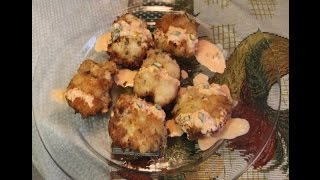 Lobster Baby Cakes Recipe