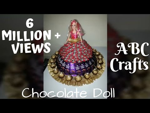 6. Chocolate Doll