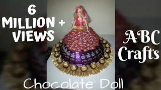 6. Chocolate Doll