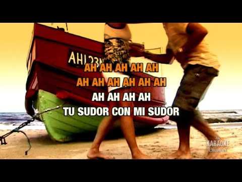 Sexi Dance in the style of Paulina Rubio   Karaoke with Lyrics