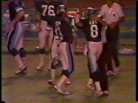 CFL 1982: Edmonton at Toronto (part 2)