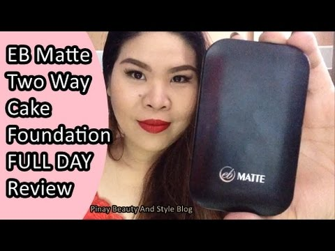 Ever Bilena Matte Two Way Cake Foundation Review + Wear Test | PinayBeautyAndStyle