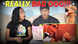 """SML Movie """"Jeffy's Bad Dog!"""" REACTION!!!"""