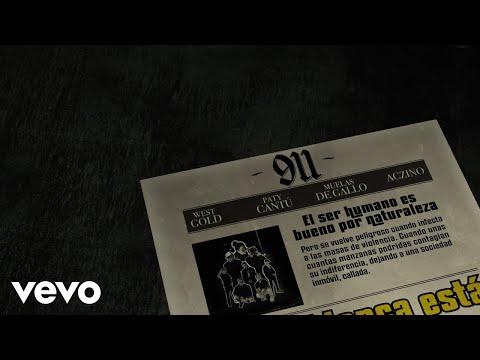 West Gold, Paty Cantú, Aczino, Muelas De Gallo - 911 (Lyric Video)