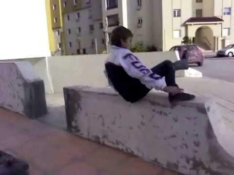 Parkour failure tunisia urban boys XD
