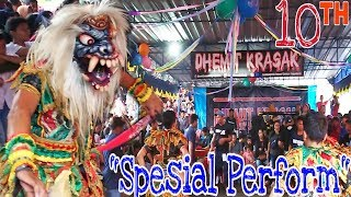 Gambar cover DHEMIT KRASAK, Spesial Perform Rampak Buto Dalam Rangka Anniversary DHEKA Ke 10Th