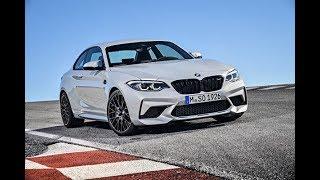 La sportive compacte BMW M2 Competition embarque un six cylindres de 410 ch