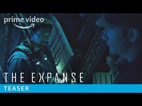 The Expanse - Teaser: TCA Season 4 Sizzle | Prime Video