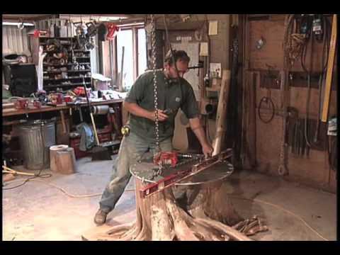 tenonizer stump table part 1
