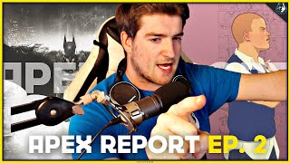 Bully 2 & New Batman Game Leaks | The Apex Report