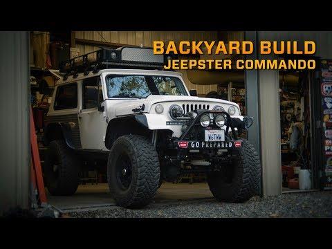 Backyard Build - Jeepster Commando