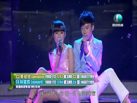 Campus Superstars 2013 Grand Final - C3 Gwendolyn & C4 Leonard 小夫妻