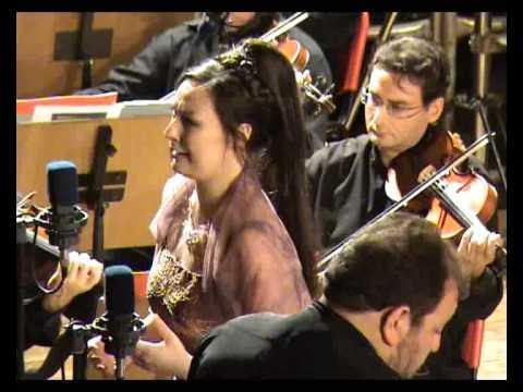 Clara Polito  canta V. Bellini  Norma  CASTA DIVA