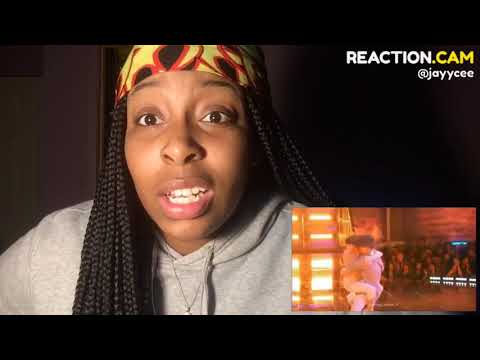 Kaycee Rice and Sean Lew WOD Qualifiers 2018 full performance | REACTION ! 🔥