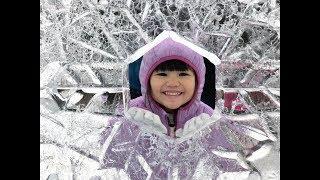 Leavenworth WA - Bavarian Ice Festival Winter Wonderland [4K]