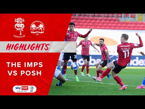 Lincoln Peterborough Goals And Highlights