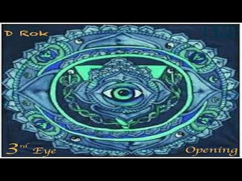 3rd Eye Hip Hop Stimulus Package w/ pineal glandish visuals