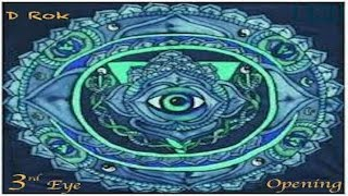 3rd Eye Hip Hop Stimulus Package w/ pineal glandish visuals of fractals and spaced out spirituality