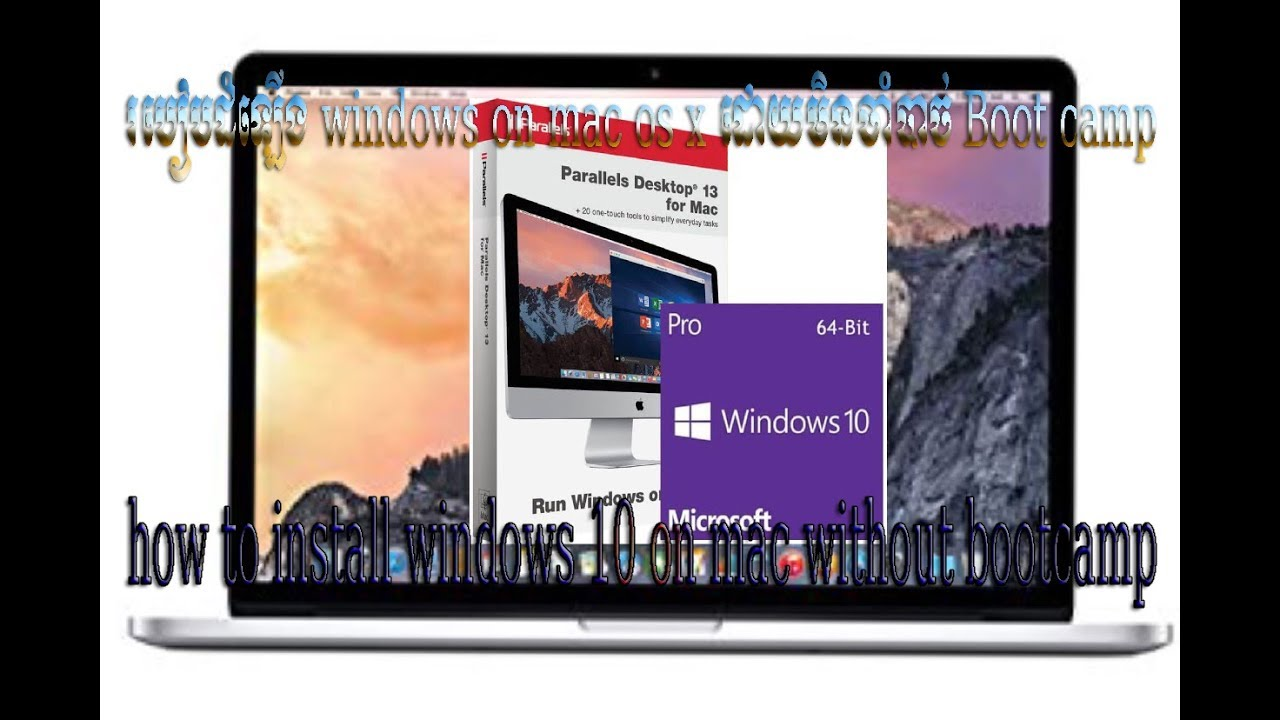 How To Get Windows 10 Drivers For Mac Without Bootcamp - barnlasopa