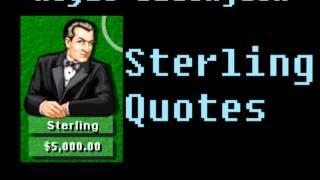 Hoyle Blackjack - Sterling Quotes