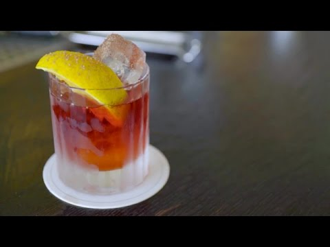 The Negroni Sessions at Dante NYC