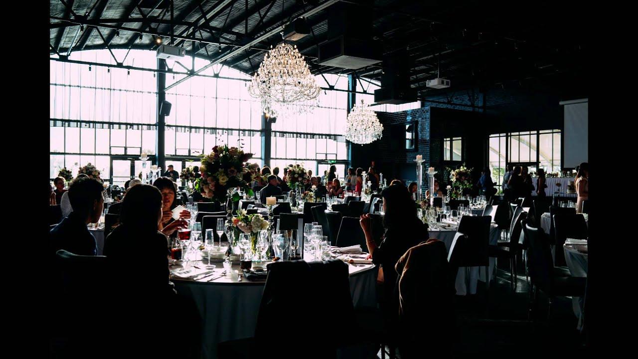 The Park Wedding Reception Albert Melbourne