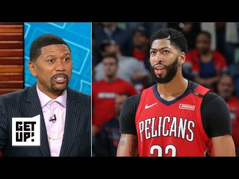 A Lakers trade for Anthony Davis wouldn't be fair value for Pelicans - Jalen Rose | Get Up!