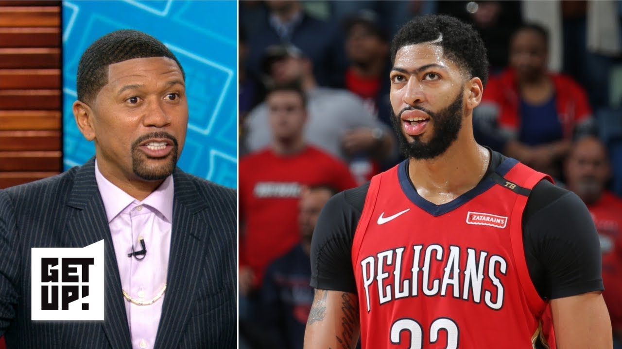 29ad57666c6e A Lakers trade for Anthony Davis wouldn t be fair value for Pelicans -  Jalen Rose